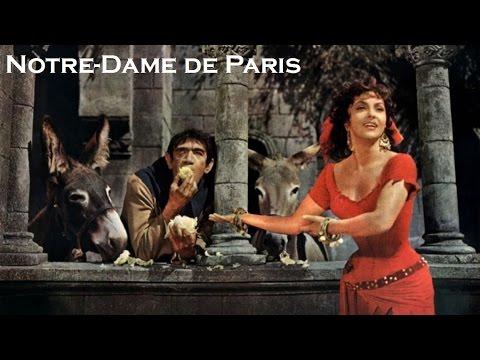Notre Dame De Paris 1956 - Casting Du Film Réalisé ParJean Delannoy
