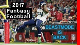2017 Fantasy Football - The Return of Marshawn Lynch