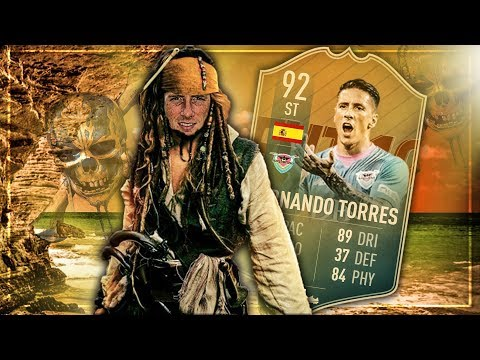 TORRES SBC BATTLESHIP WAGER DISCARDED nächste ICON 🚿🚨 FIFA 19 thumbnail
