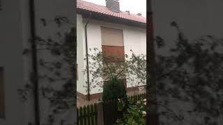 Unwetter in München