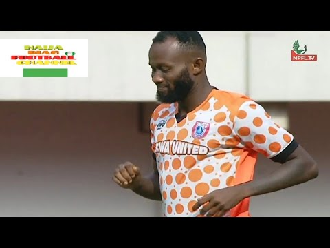 Akwa United vs Kwara United [2-1] Nigeria Professional Football League 2021 (NPFL)