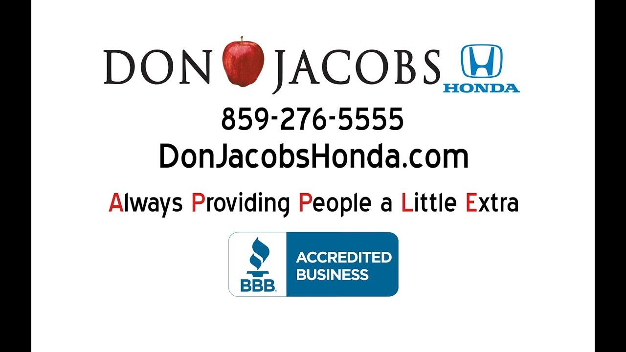 Don Jacobs Honda >> Don Jacobs Honda Service Department