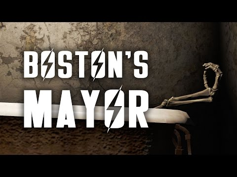 Boston's Mayor - The Full Story of the Boston Mayoral Shelter - Fallout 4 Lore