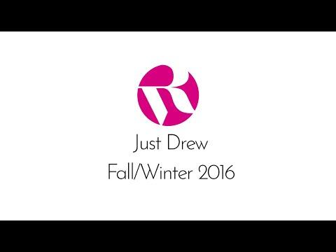 """""""Just Drew"""" by Andrew Warren Fall/Winter 2016"""