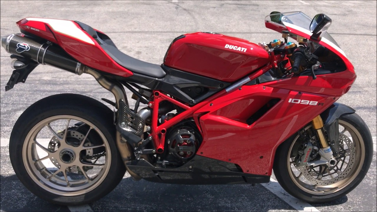 Pre Owned Ducati Superbike R At Euro Cycles Of