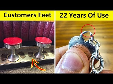Unbelievable Examples Of Things Being Worn Down Over Time (NEW PICS!!)