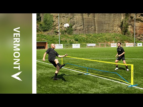 Portable Football/Soccer Tennis Net