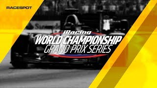 iRacing World Championship GP Series | Round 8 at Imola