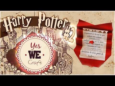 Harry Potter Invitation as awesome invitation ideas