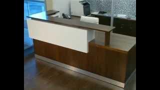 Reception Desk Ikea