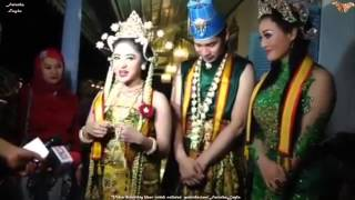 Dewi Persik Di Keraton Solo Pantai Selatan Bersama Kanjeng Puger Solo (Part 2)