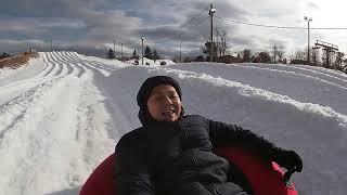 Gambar cover Eagle Rock Pennsylvania. Snow Tubing Experience