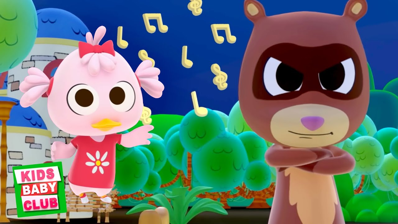 Roco the Ferret - Cartoon Songs for Children & Rhymes | Music for Children from Kids Baby Club