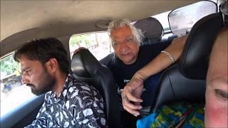 4. Завтрак в отеле. В гости к брату Саши, цена на такси.  Джайпур. Индия.
