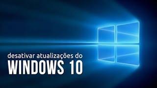 Como desativar as atualizações automáticas no Windows 10 thumbnail