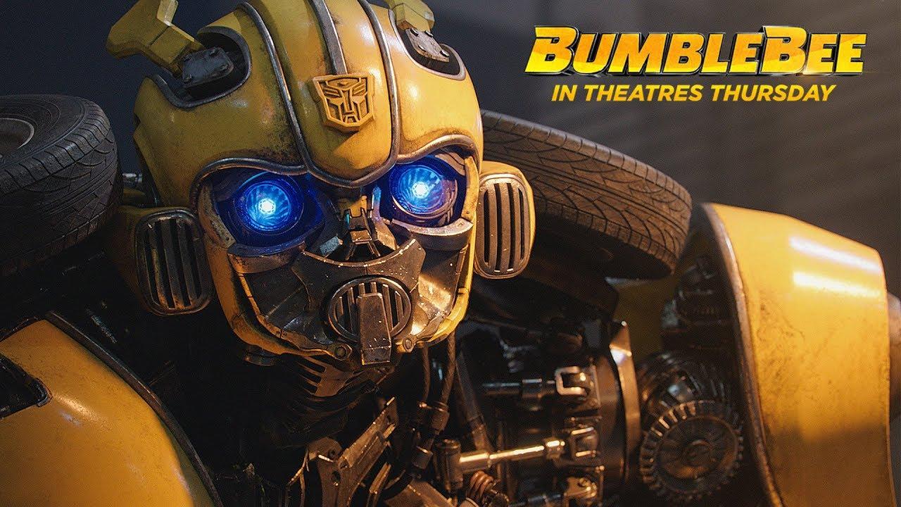 bumblebee (2018) in theatres thursdayBumblebee #18