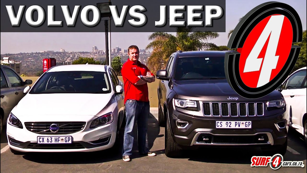 Suv Vs Stationwagon Shootout Jeep Volvo