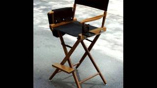 Director's Chairs Furniture | Executive Vip Tall Directors Chair