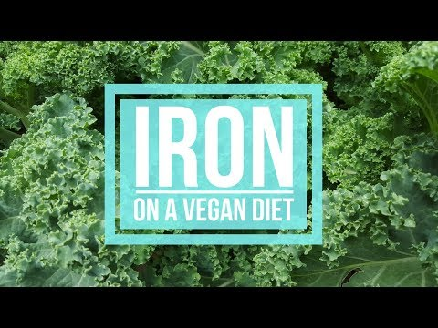 Getting Your IRON on a Vegan or Plant-Based Diet