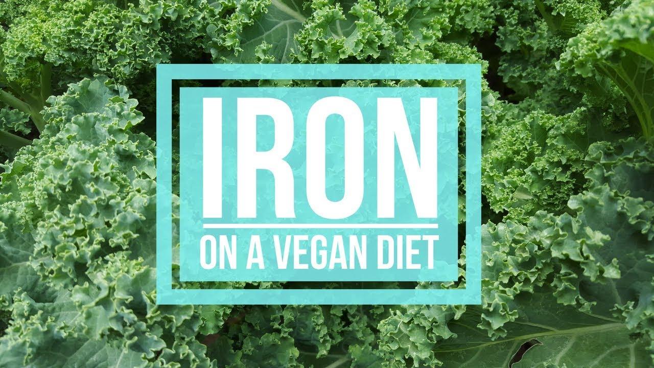 how to get iron vegan diet