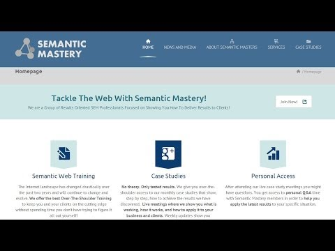 How To SEO: Content Syndication & Automation | Semantic Mastery