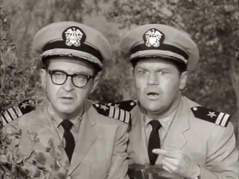 McHale's Navy - 4x22 - Secret Chimp 007