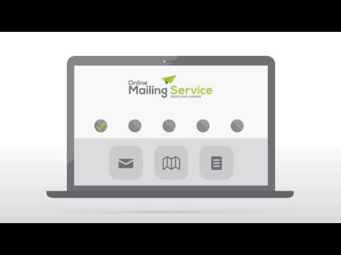 Lettershop Erklärfilm Online-Mailing-Service.de - Direktmarketing
