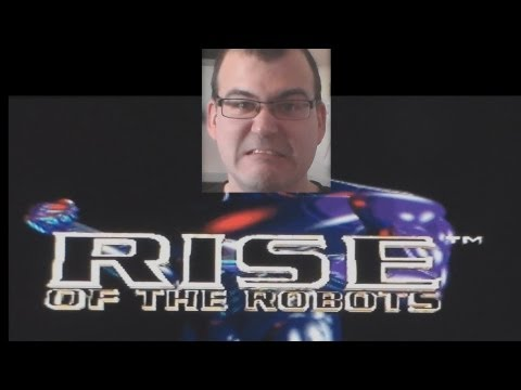 [Bierbaron Classic Review] EPISODE 15 - Rise Of The Robots, SNES (Deutsch, German)