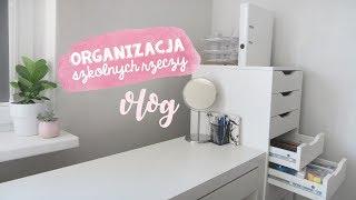 SKOŃCZYŁAM SZKOŁĘ! organizacja, update | VLOG
