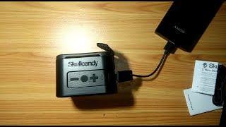 Skullcandy Barricade Mini Portable Bluetooth Speaker ...