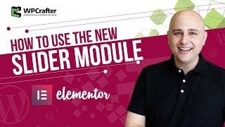 Elementor Tutorial - Creative Uses For Slider Pro Element WordPress Page Builder