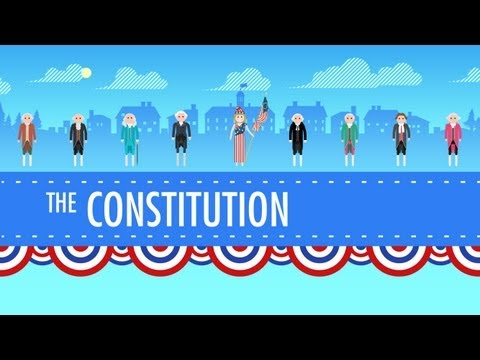 The Constitution, the Articles, and Federalism: Crash Course