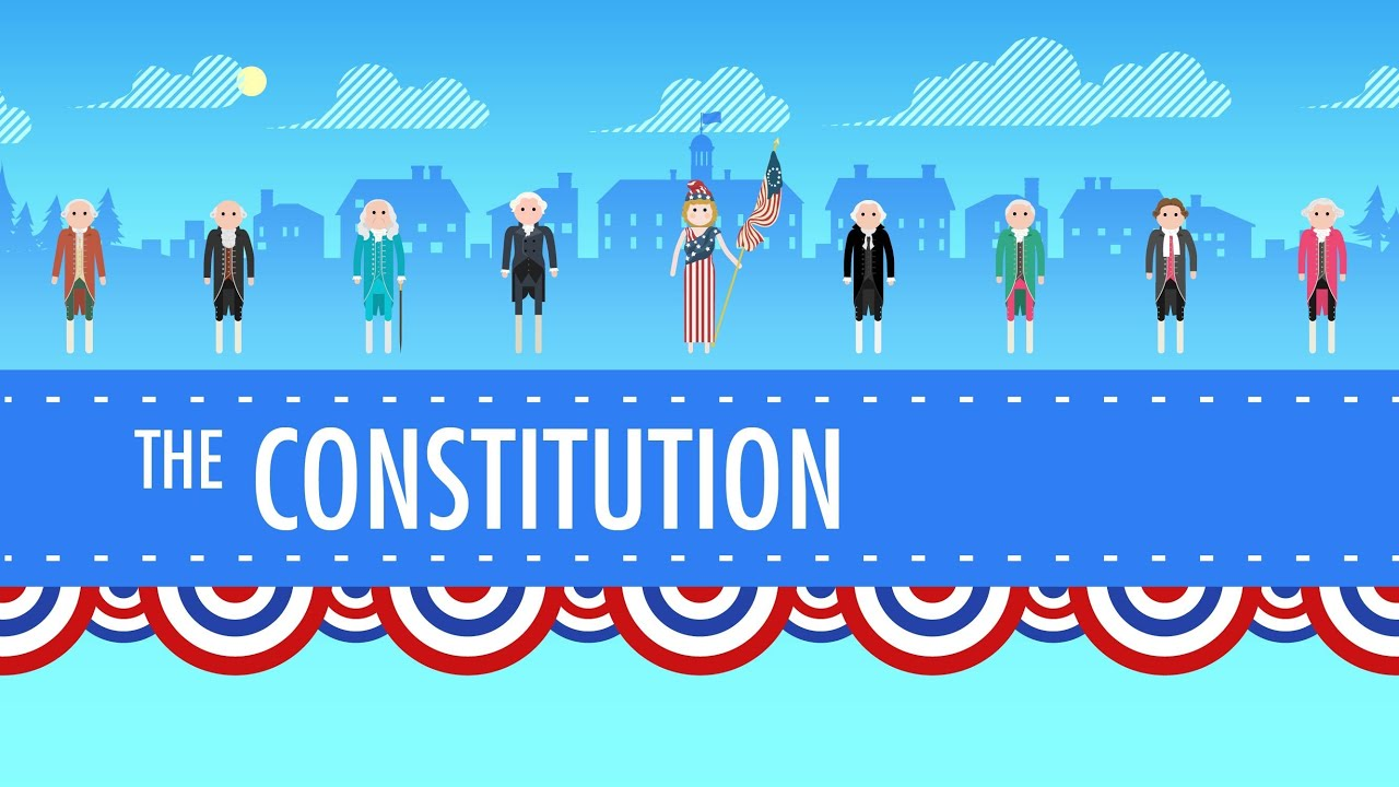 The Constitution The Articles And Federalism Crash