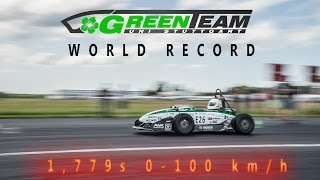 GreenTeam - World Record - 0-100km/h - 1,779s thumbnail