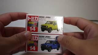 豪宅玩具~1405~多美汽車火柴盒小汽車多美小汽車TOMICANO14 SUZUKI JIMNY 越野車