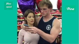 ULTIMATE LOGAN PAUL VINES COMPILATION 2015