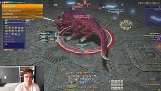 FFXIV HEAVEN ON HIGH Floor 70 Boss [Stream Highlight]