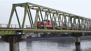 衣浦臨海鉄道・ホキ1000 衣浦橋梁