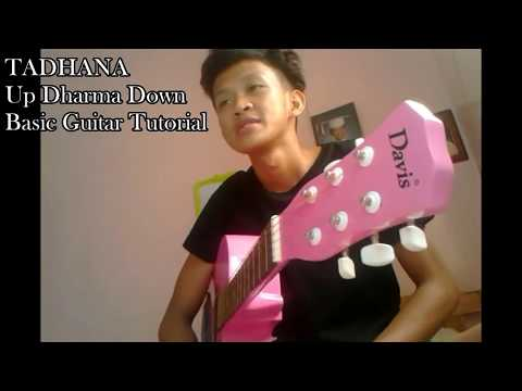 Tadhana - Up Dharma Down (TUTORIAL FOR BEGGINNERS)