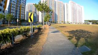 Singapore, Sengkang, Rivervale Crescent, virtual tour