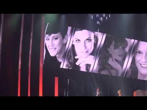 Italian Musical Awards 2016 Francesca Taverni