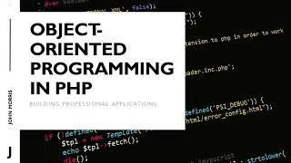 Object-Oriented Programming In PHP