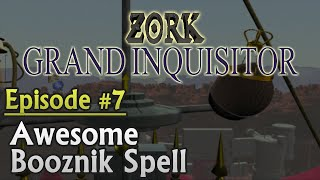 Awesome Booznik Spell (Zork: Grand Inquisitor | Episode #7 - FINALE)