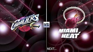 [PS4] NBA 2k15: Miami Heat vs Cleveland Cavaliers | Full Game (1080p)