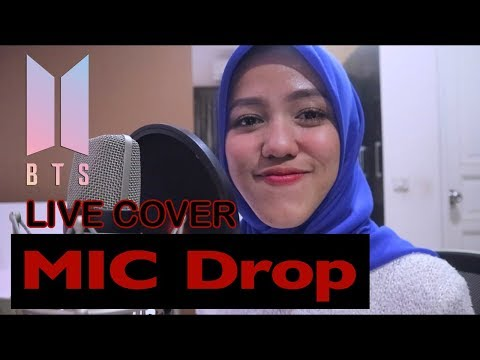 MIC Drop - BTS 방탄소년단 (Steve Aoki Remix) Live Cover by Tiffani Afifa (100.000 subs Swag Challenge)