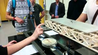 QUT ENB110 catastrophic bridge failure 2014