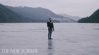 A Free Diver Breaks a World Record at 245-Feet Below Ice | The New Yorker Documentary