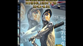 Baseball Highlights : 2045 rules [FR]