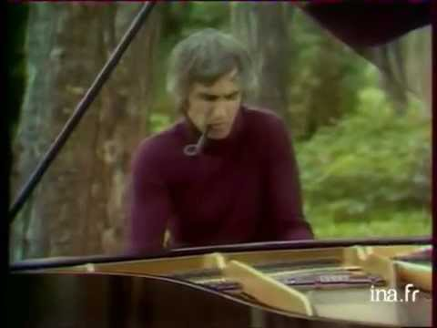 Paul Bley - Alrac (solo piano) LIVE video 1973