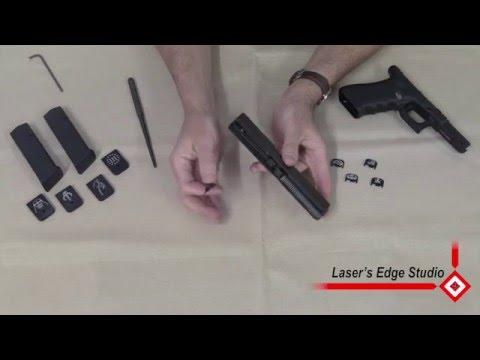 Glock Back Plate Installation